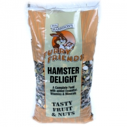 Harrisons Hamster Delight Food 15kg