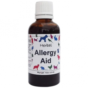 Phytopet Allergy Aid Homeopathic Liquid 50ml