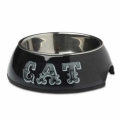 Black Cat Bowl Small House Of Paws