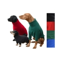 HOTTERdog Dog Fleece Jumper Medium Red