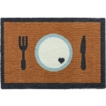 Howler Food Mat 40X60cm Dinner 3