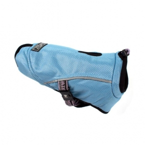 Hurtta Cooling Dog Coat Blue 25cm