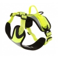 Hurtta Lifeguard Dazzle Harness Yellow 40 - 45cm