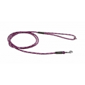 Hurtta Casual Rope Leash Heather / Geranium 11mm 120cm