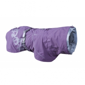 Hurtta Drizzle Raincoat Currant 45Cm