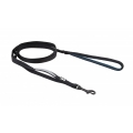Hurtta Explorer Lead Outdoors Reflective Leash Raven 1.8m X 15mm