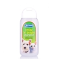 White n Bright Dog & Cat Shampoo 200ml Johnsons Veterinary
