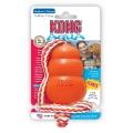 Aqua KONG With Rope Medium Dog Toy KONG Company