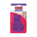 Zoom Groom Rubber Pads for Cat Purple