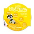 Little Big Paw Gourmet Cat Tender Chicken Mousse 85g
