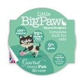 Little Big Paw Gourmet Cat Ocean Fish Mousse 85g