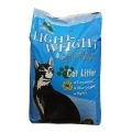 Lightweight white Cat Litter 20kg