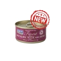 Fish 4 Cats Can Mackerel with Anchovy 70g