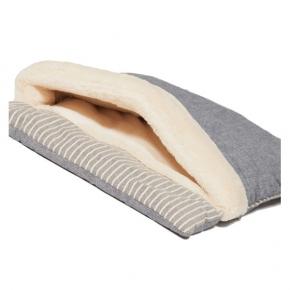 Blue Striped Cat Sleeping Bag - Danish Design Maritime