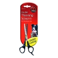 Mikki Double Thinning Scissors Coarse Dense Coat