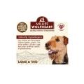 Millies Wolfheart Lamb And Veg Wet Food 395g