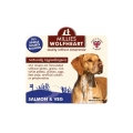 Millies Wolfheart Salmon And Veg Wet Food 395g