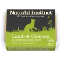 Natural Instinct Natural Chicken And Lamb Cat Food 2 X 500g Frozen