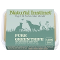 Natural Instinct Pure Raw Green Tripe Dog & Cat (2x 500g) Twin Pack Frozen