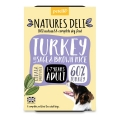 Natures Deli Turkey 400g tray