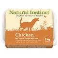 Natural Instinct Natural Chicken Dog 1kg Frozen