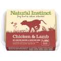 Natural Instinct Natural Chicken & Lamb Dog 2 X 500g Frozen