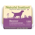 Natural Instinct Natural Senior Dog Two X 500g Twin Pack Frozen
