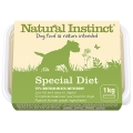 Natural Instinct Special Diet Dog 1kg Frozen