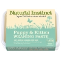Natural Instinct Natural Weaning Puppy & Kitten Paste 2 X 500g Frozen