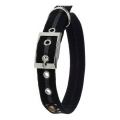 Oscar & Hooch Collar Extra Small Black