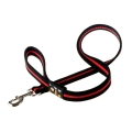 Oscar & Hooch Lead Large Black & Red