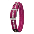 Oscar & Hooch Collar Extra Extra Small Hot Pink