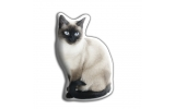 Adorable Siamese Cat Cushion