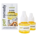Pet Remedy Calming Plug In Refill 2 x 40ml Dog Cat Bird Small Animal & Horse