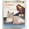 Pet Mate Cat Mate Cat Door Selective Brown