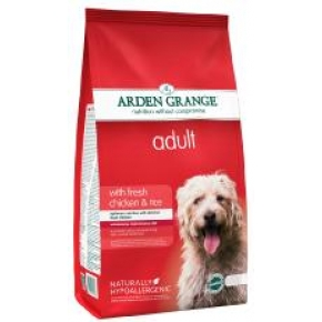 Arden Grange Adult Chicken Dog Food 12kg