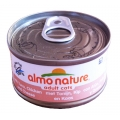 Almo Nature HFC Cat Tuna Chicken And Cheese 70g Can
