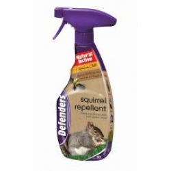 Defenders Squirrel Repellant Spray 750ml STVReady to use