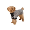 "Cosipet 10"" Tooth Check Dog Coat"