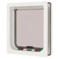 Pet Mate Cat Mate Large Cat Flap Door White