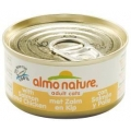 Almo Cat Salmon and Chicken 70g can