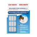 Pet Mate Cat Mate Cartridge for Pet Fountain