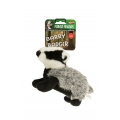 Barry Badger Plush Dog Toy Small Animal Instinct