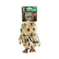 Animal Instinct Ollie Owl Plush Dog Toy Large