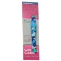 Ancol Safety Buckle Cat Collar Camoflage Blue