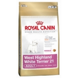 Royal Canin West Highland 21 Adult Dog Food 3kg