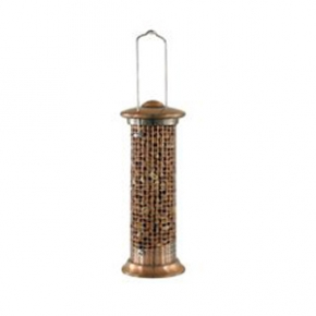 """Harrisons Copper Plated Peanut Feeder 20cm - 8"""""""