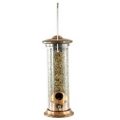 """Harrisons Copper Plated Seed Feeder 20cm - 8"""""""