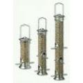 Harrisons Brushed Steel Seed Feeder 35.5cm