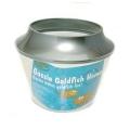 Armitage fish bowl silver lid